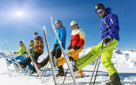 Themeninfo - Ski- und Wintersport