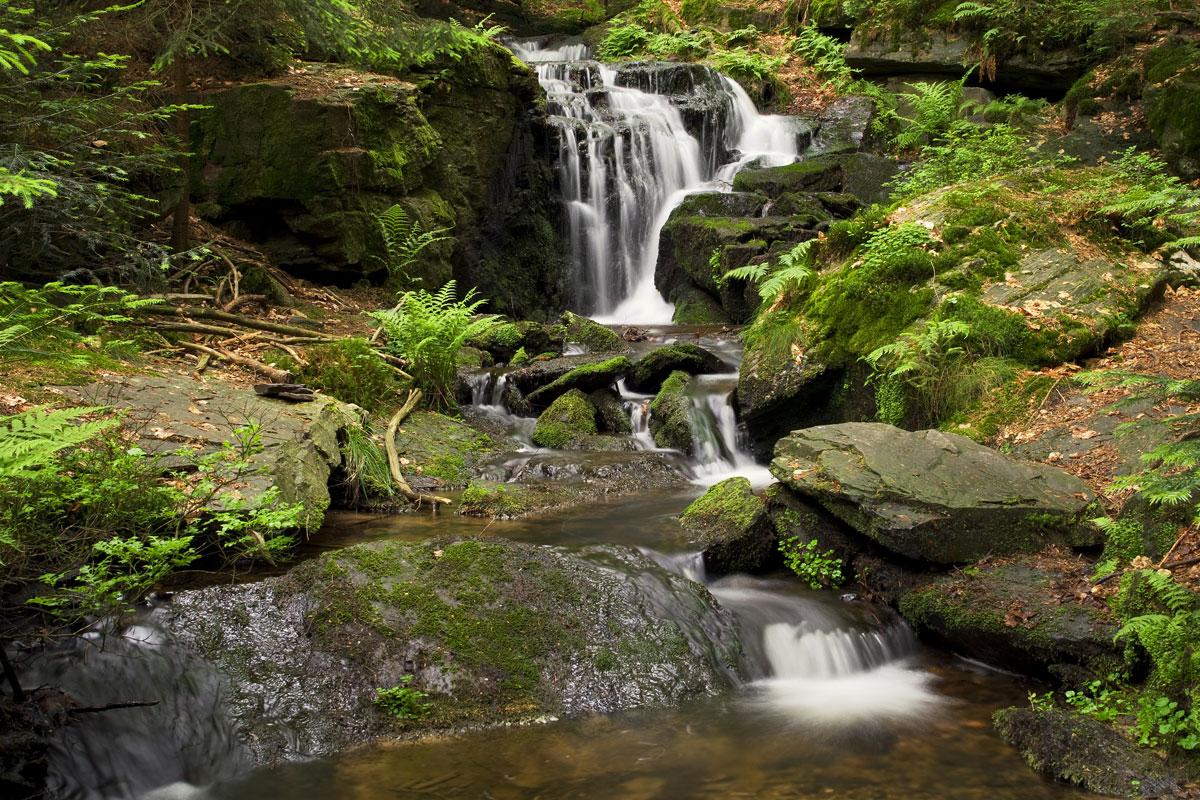 Der Muglbach Wasserfall