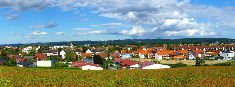 Panorama Fürstenfeld