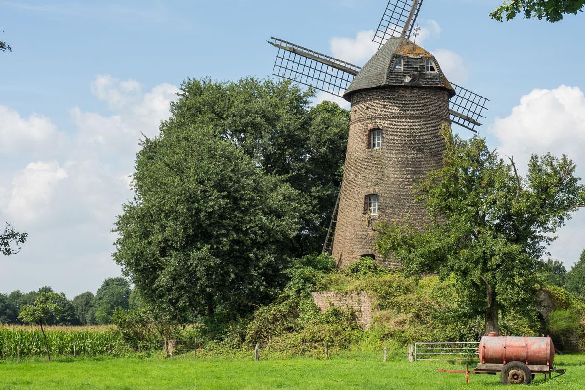 Mühle am Niederrhein