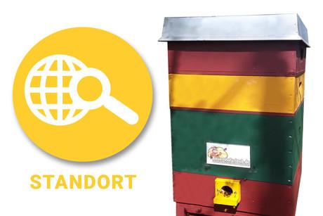 Bienenstock  - Standort