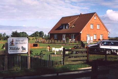 Ferienbauernhof Klützke - Urlaub mit vielen kleinen Tieren
