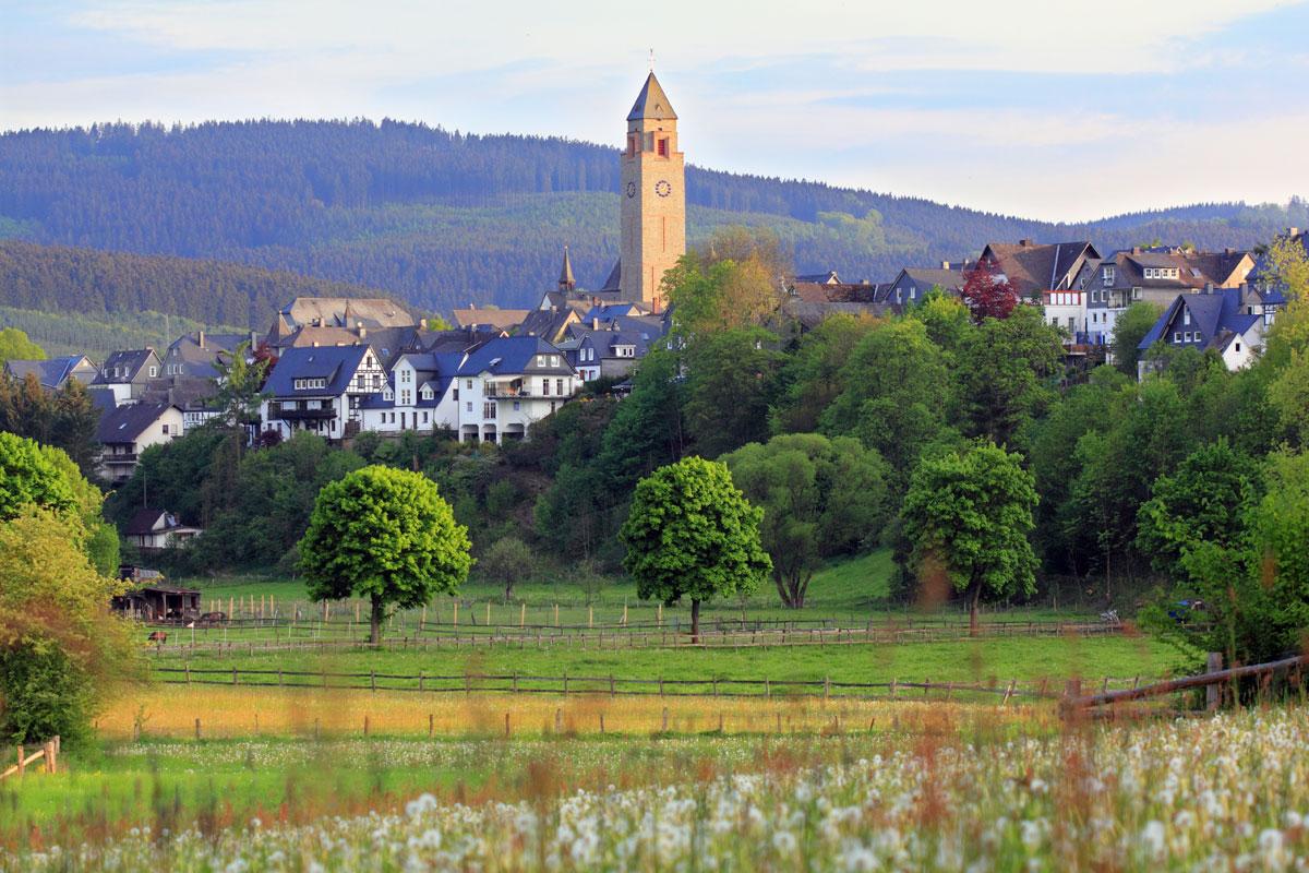 Schmallenberg im Hochsauerland