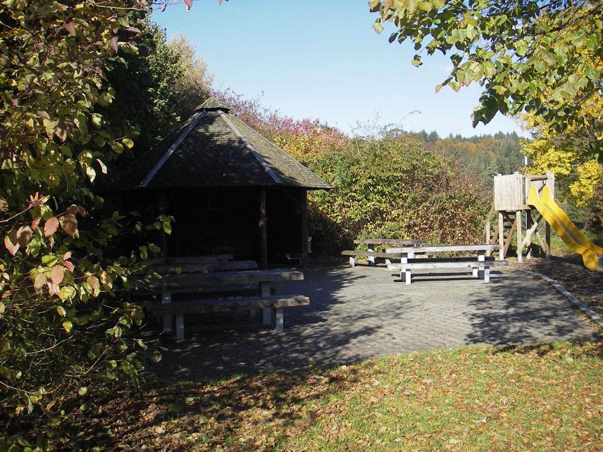 Grillplatz - © Gemeinde Owingen