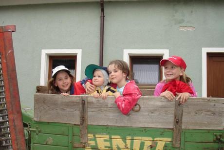 Urlaub auf dem Biolandhof Röttenbacher