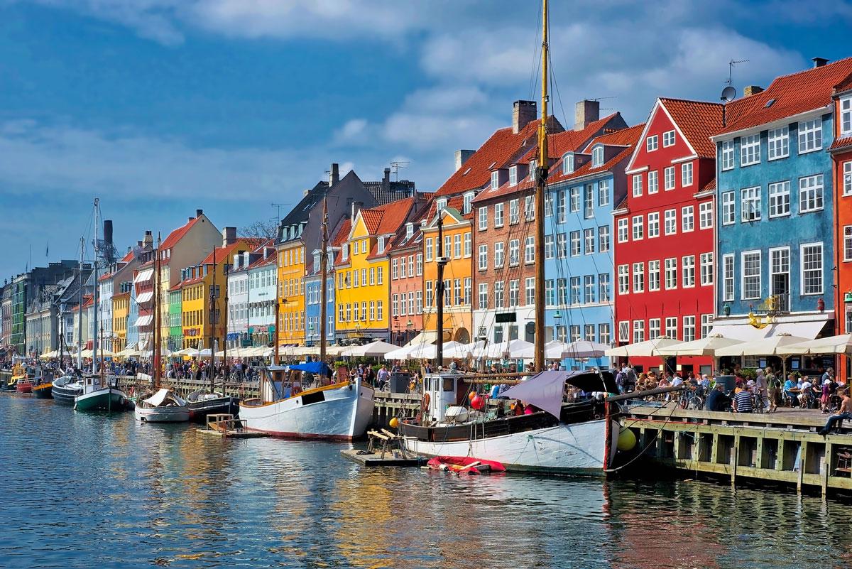 <p>Kopenhagen Bootsanlegestellen&nbsp;</p>