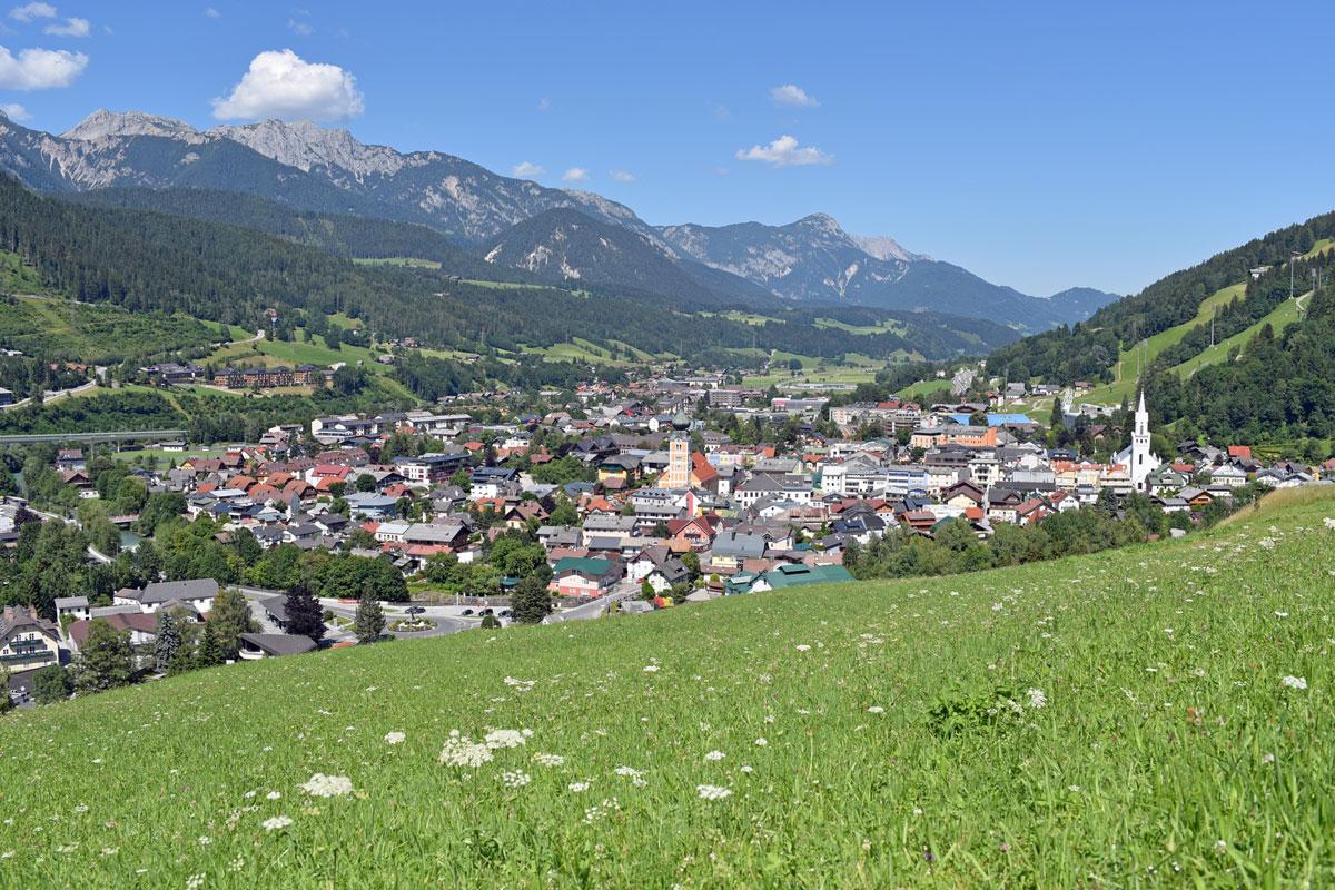 Schladming in der Steiermark