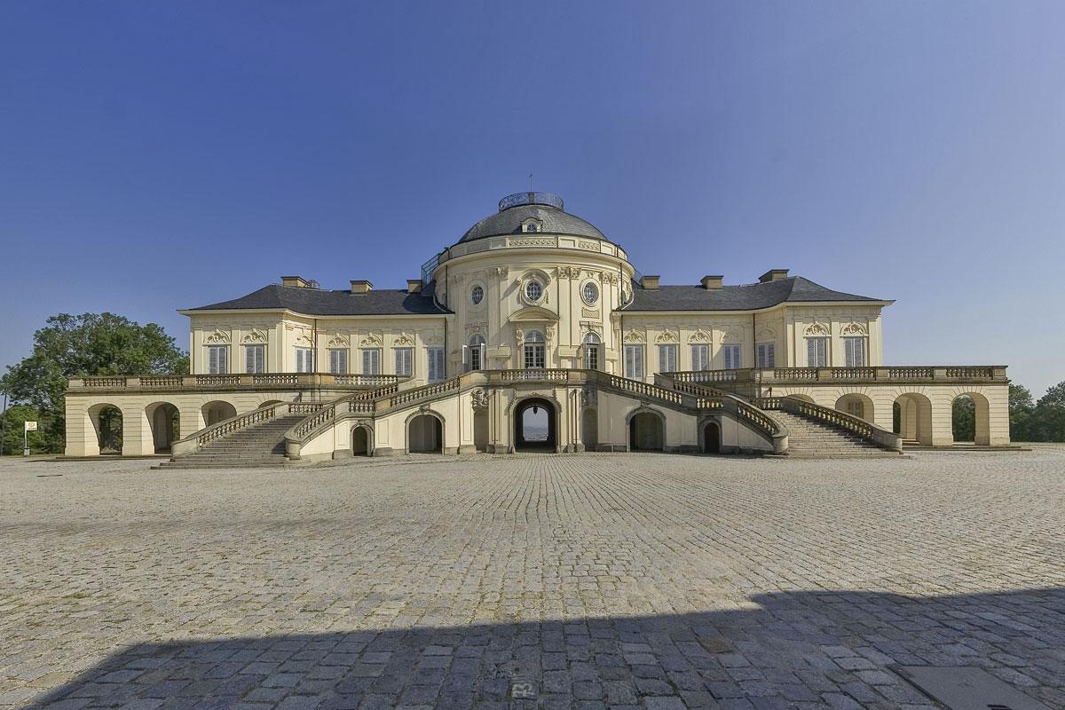 <p>Schloss Solitude</p>