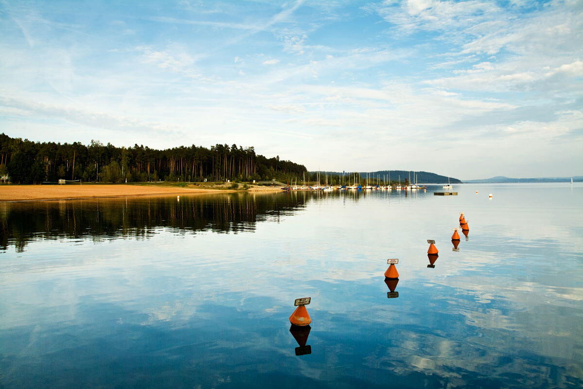 Fränkische Seenplatte - Altmühlsee