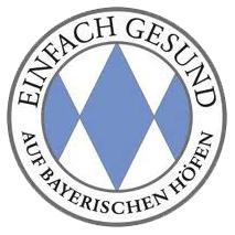 <p>© Einfach gesund - auf bayerischen Höfen</p>
