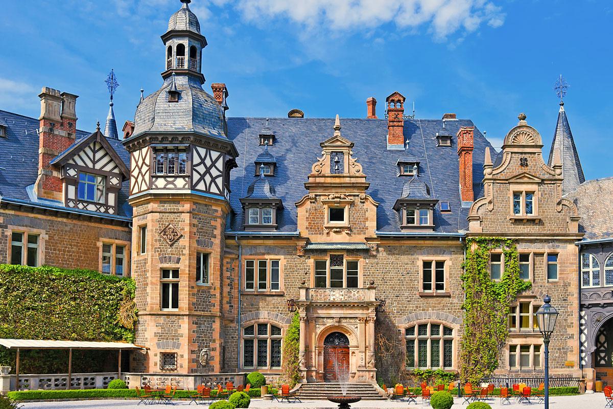 Tagungsstätte der Universität Gießen