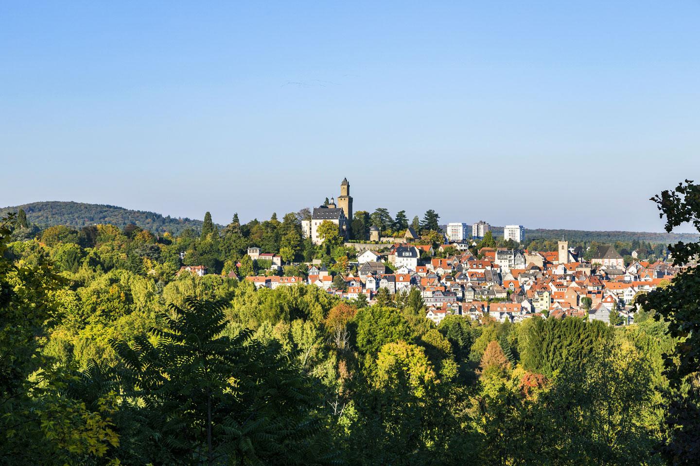 <p>Burg Kronberg im Taunus</p>