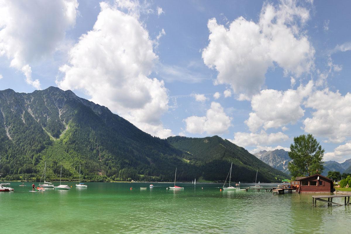 Der Achensee im Tirol