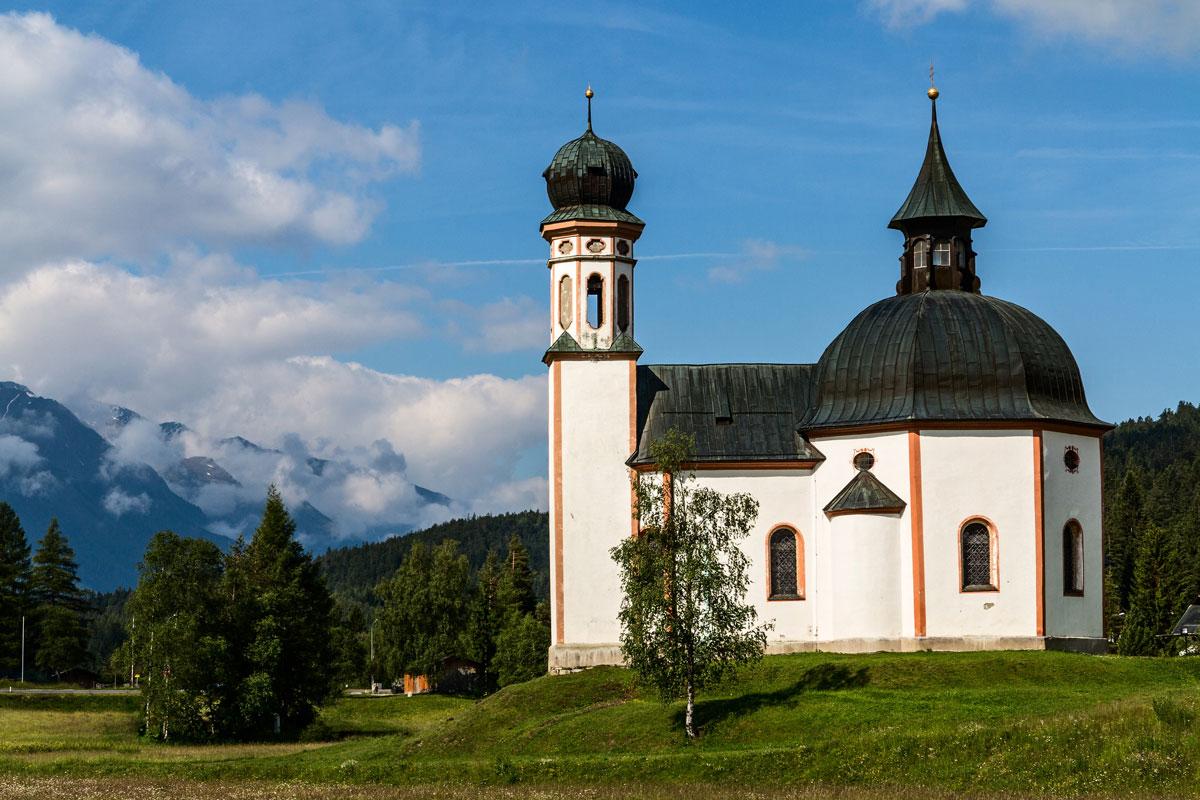 Seekirchl Heilig Kreuz