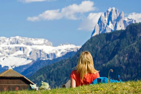 Wunderschöne Aussichten auf dem Ferienhof Gschloier