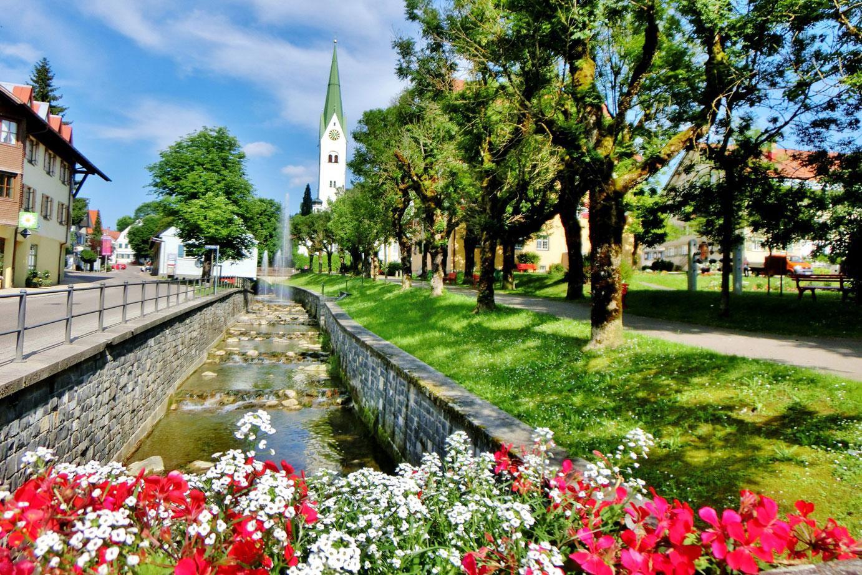 @ Tourist-Information Weiler-Simmerberg - Hausbach