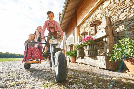 Herbsturlaub - Ferienhof Stetter