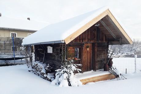 Winterglück-mit Traumblick-Angebot: Panoramahof Harmannschlag