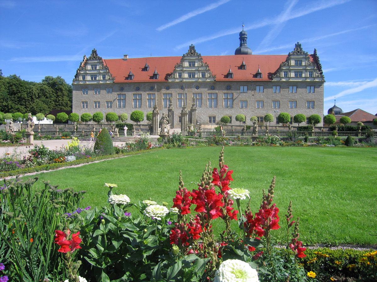 Schloss Weikersheim © Tourist-Information Weikersheim