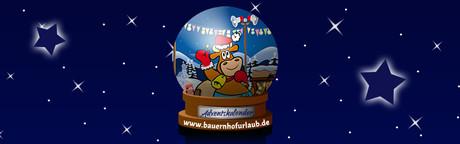 Bauernhof-Stars - Adventskalender mit spannenden Geschichten und einzigartigen Gewinnen.