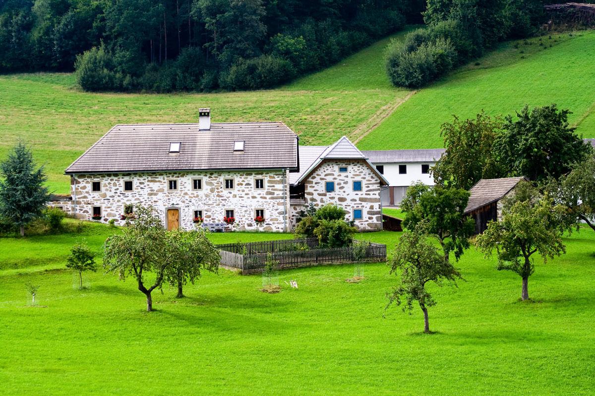 Bauernhof im Mühlviertel