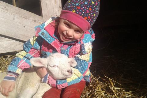 Hof Herzleuchten - Bauernhof-Erlebnisse für Familien
