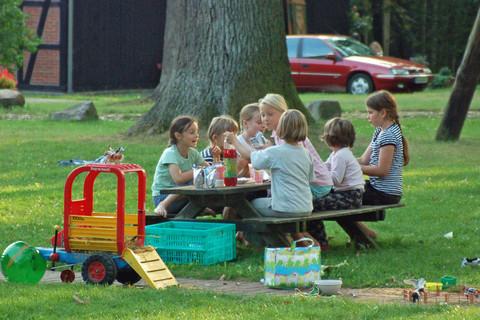 Familienurlaub in der Lüneburger Heide - Beekenhof