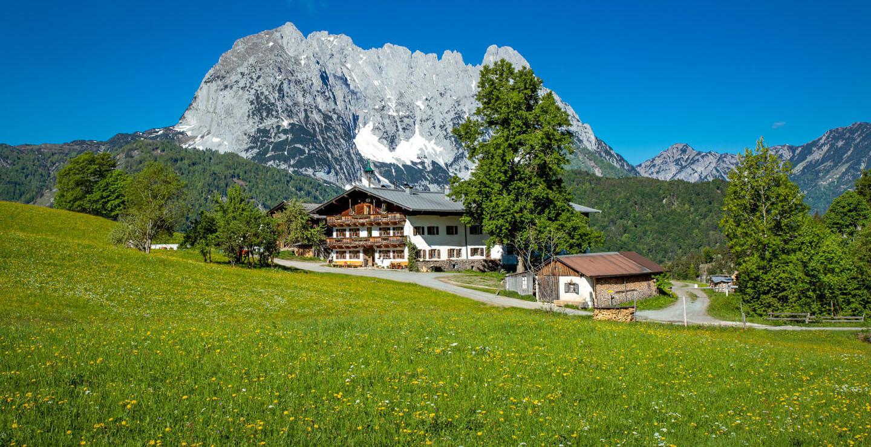 Bauernhaus in Kitzbühel