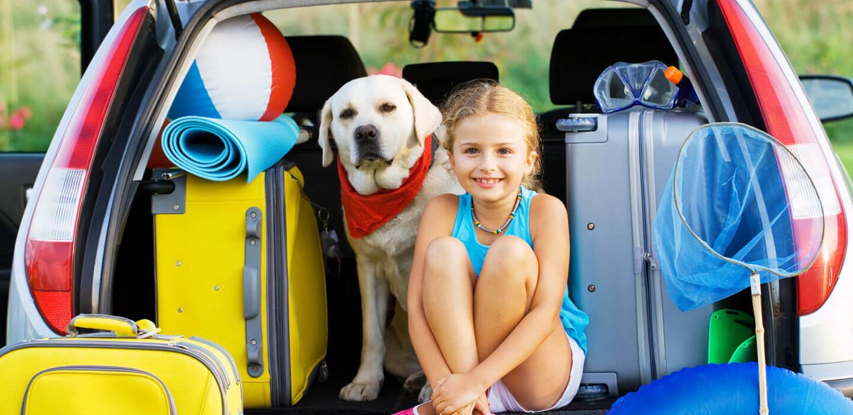 Themeninfo - Urlaub mit dem Hund