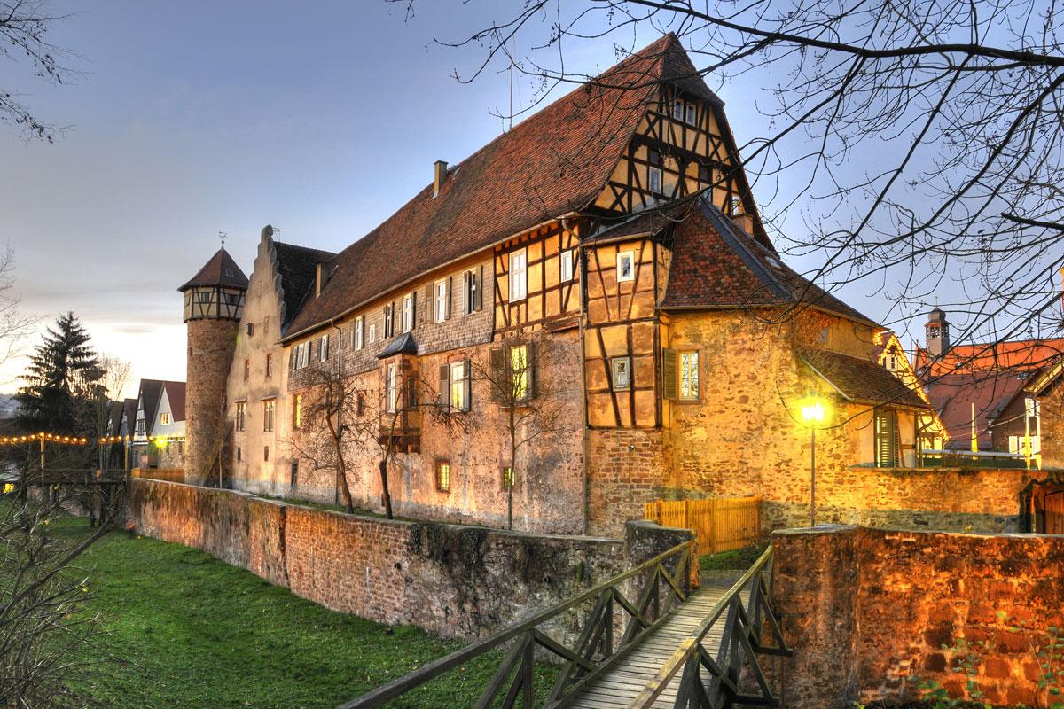 Burg in Michelstadt