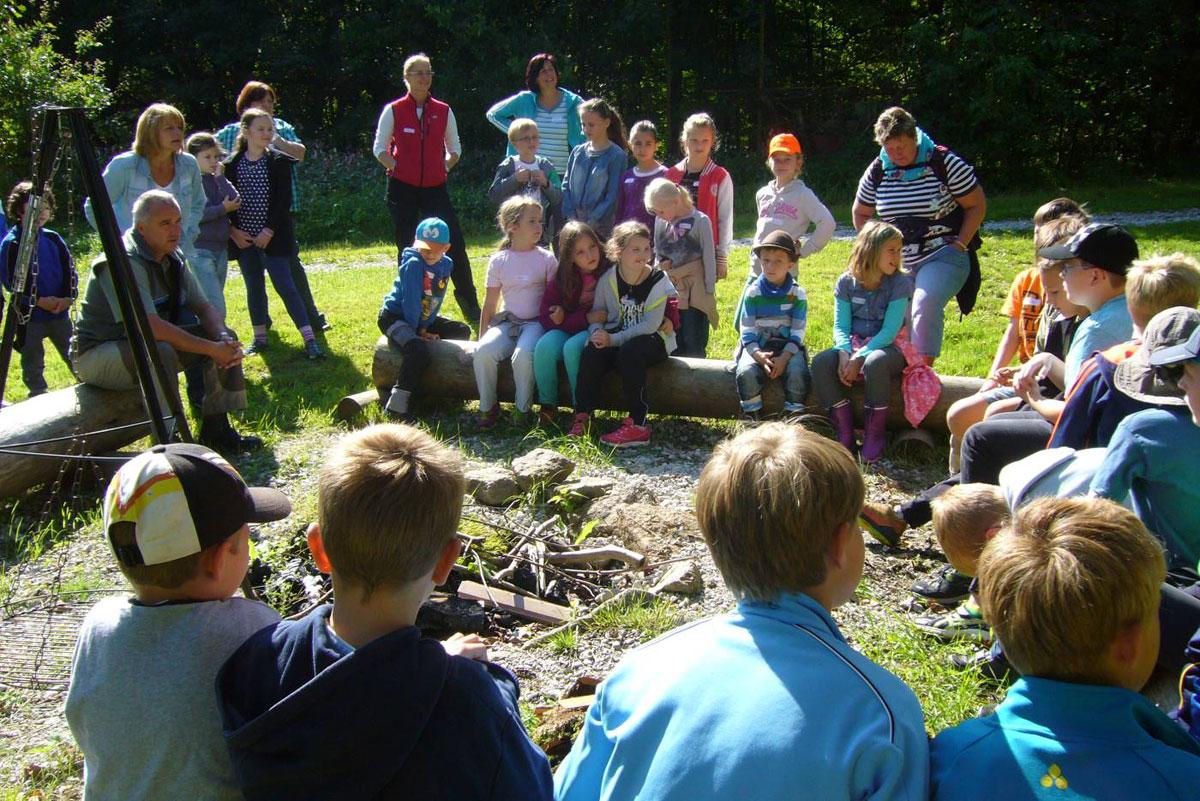 © Touristinfo Drachselsried - Ferienprogramm