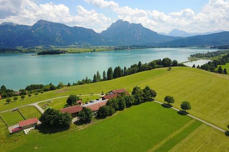 Salenberghof - Traumhafter Urlaub am Forggensee