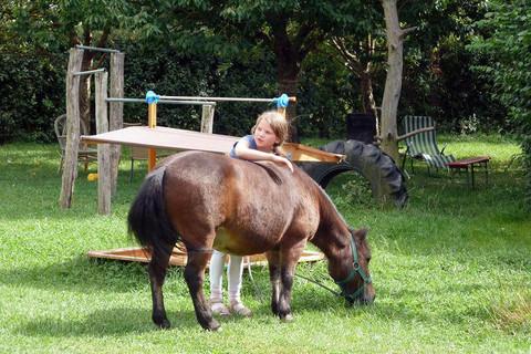 Ferienbauernhof Ohr - Kinderglück mit Ponys