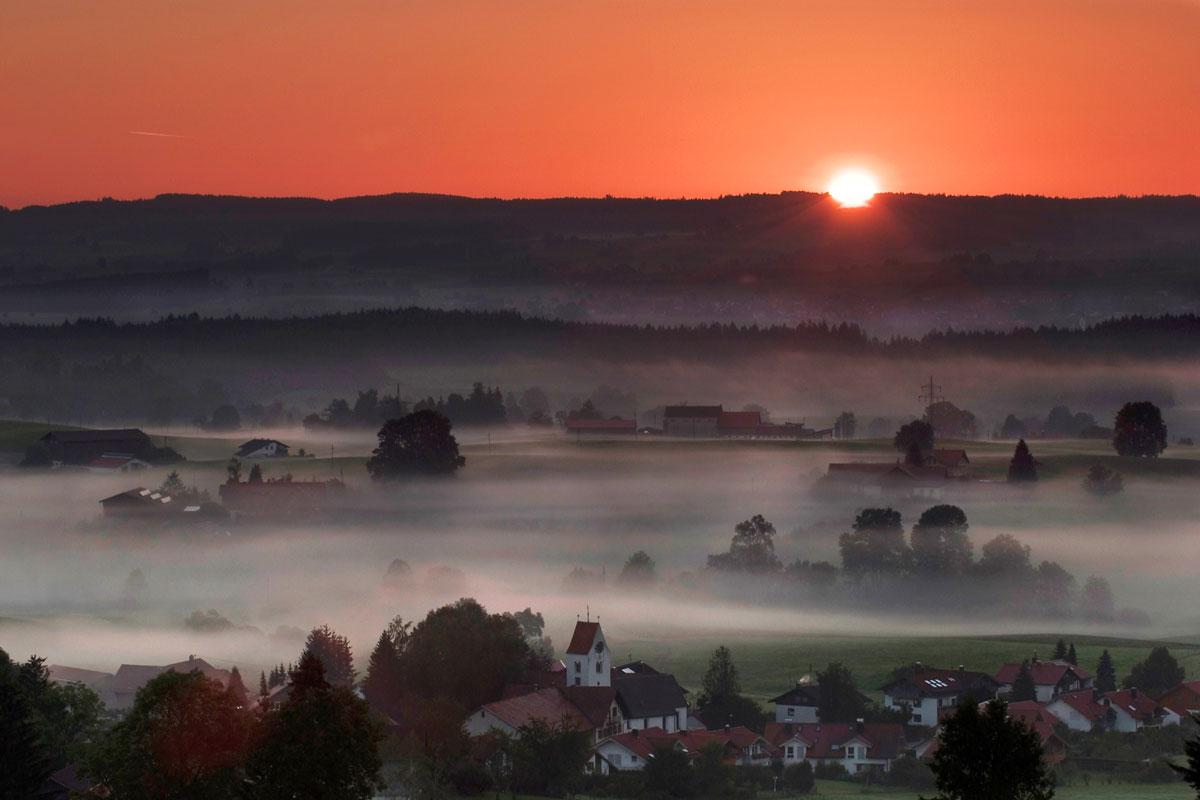 <p>© Touristinformation Buchenberg - Wirlings - Buchenberg</p>