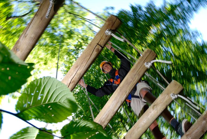 © Tourist-Information Beilngries - Abenteuerpark