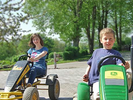 Familienfreundliche Urlaubstage - Ferienhof Pütz
