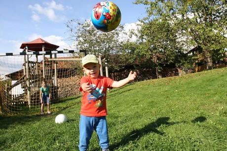 Familienurlaub - Ferienbauernhof Kilger