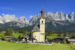 Panorama am Wilden Kaiser