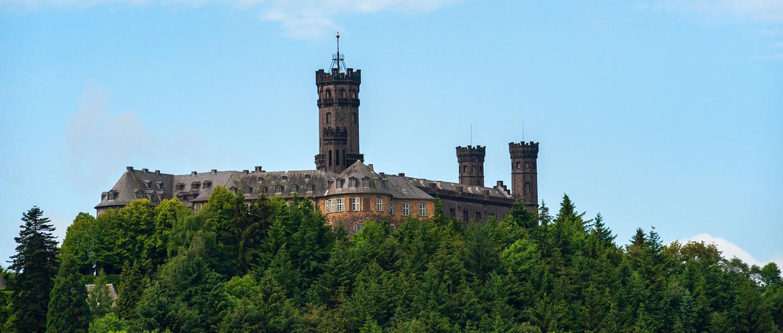 Schloss Schaumburg an der Lahn