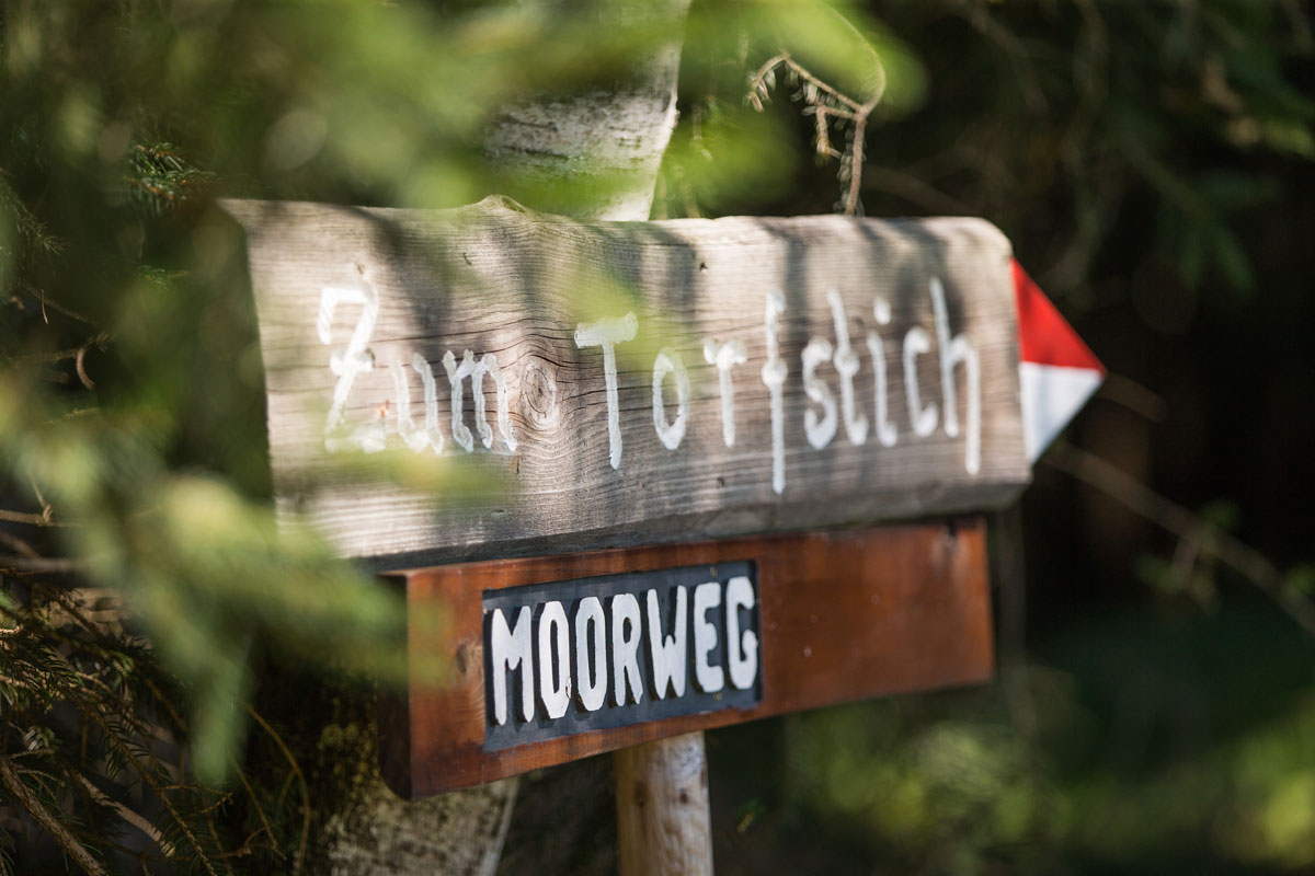Moorweg bei Görisried - © Touristinformation Görisried