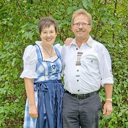 Familie Disch vom Bernhardenhof