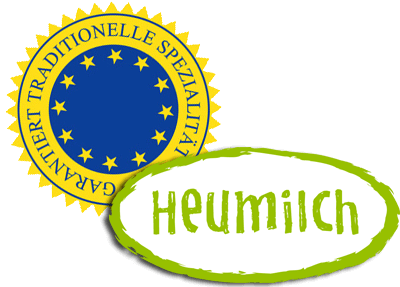 <p>© Delegierten Verordnung (EU) Nr. 664/2014<br>© ARGE Heumilch Österreich</p>