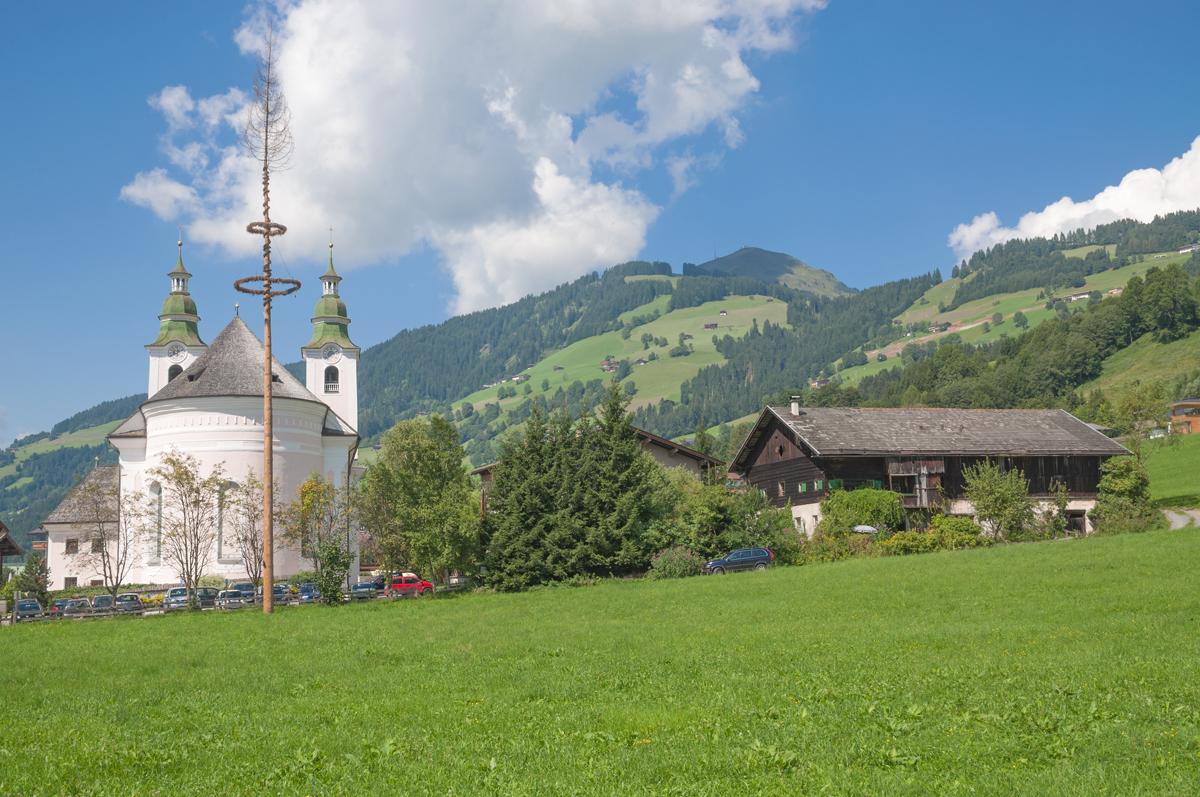 Brixen im Thale Pfarrkirche