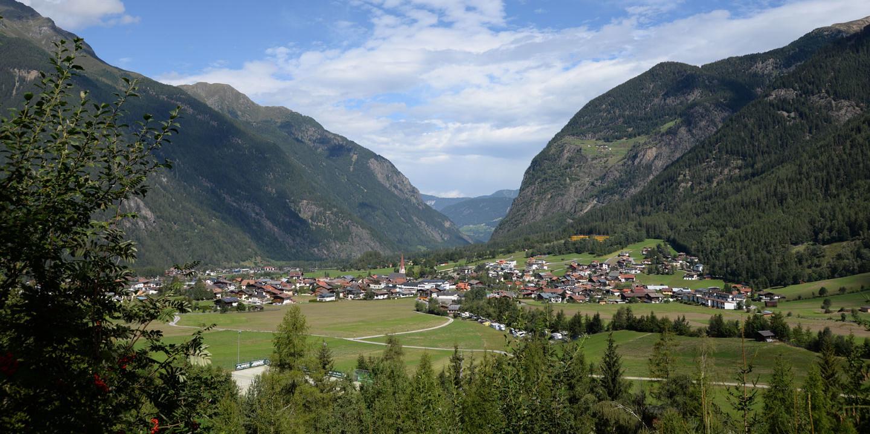 Umhausen im Ötztal
