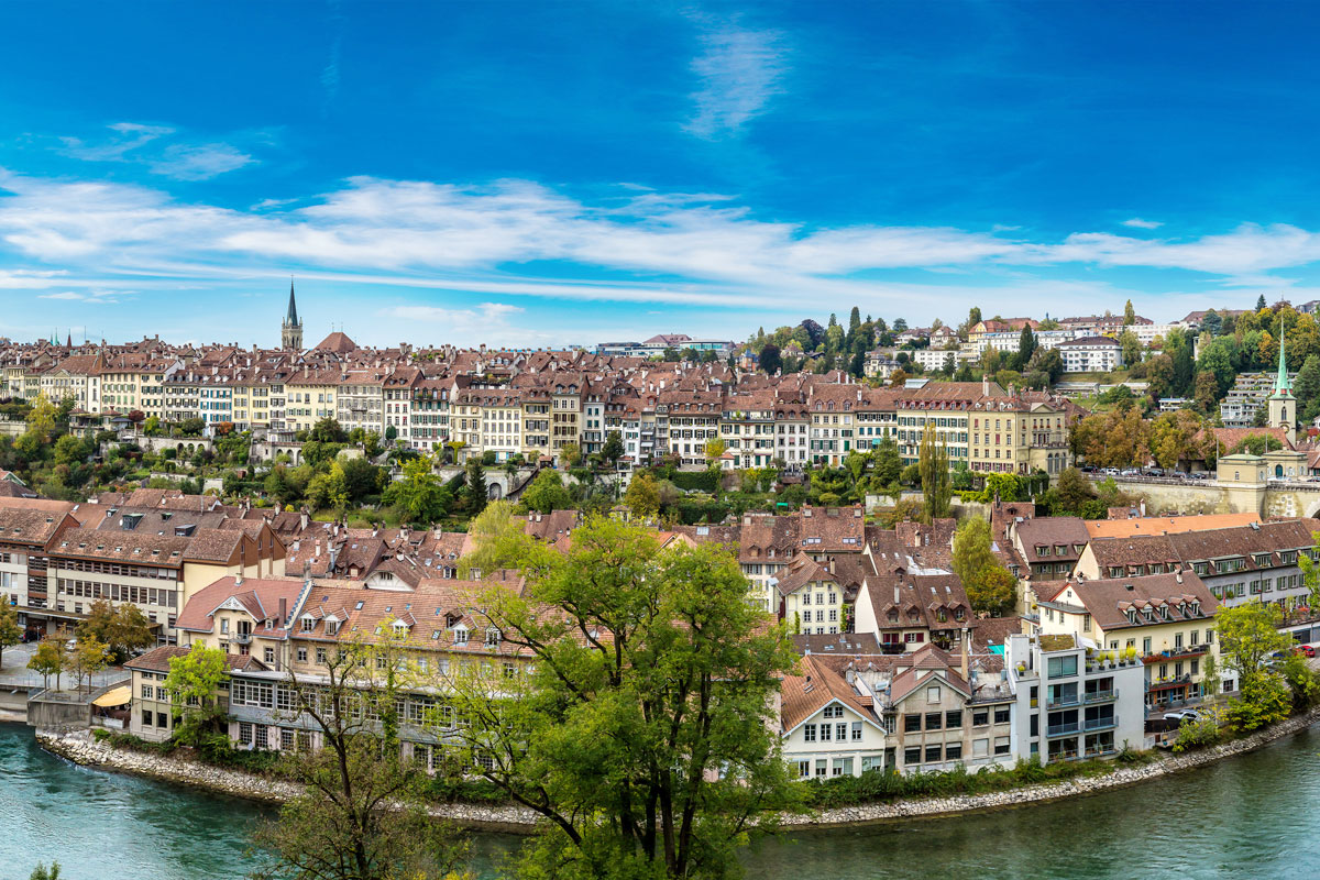 Die Haupstadt Bern