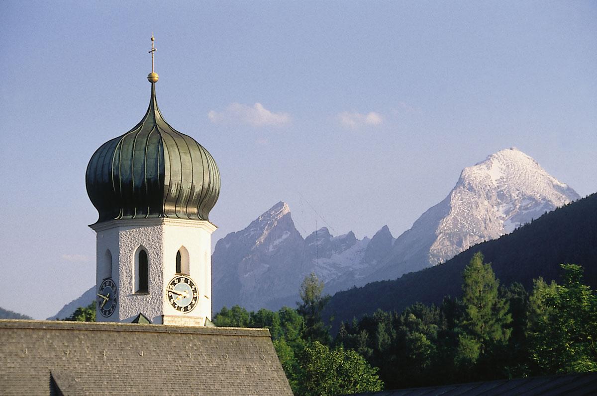 © Touristinformation Bischowswiesen - Herz-Jesu-Kirche