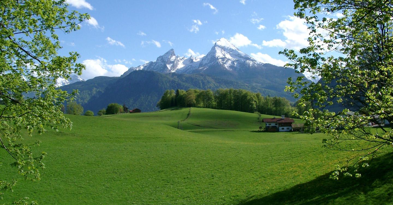 © Touritinformation Bischofswiesen - Watzmann
