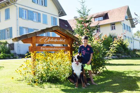 Billafingen Unterfrickhof - Herbstwoche mit Hund genießen!