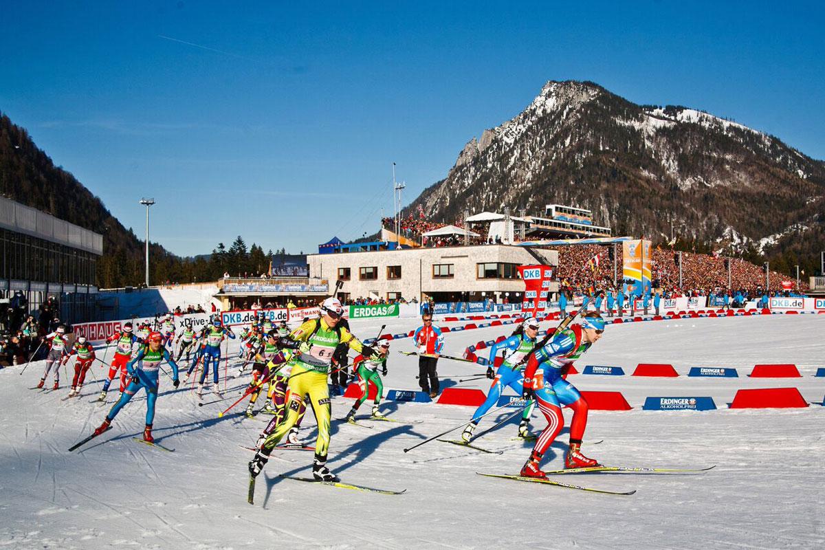 © Ruhpolding Tourismus GmbH - Biathlon