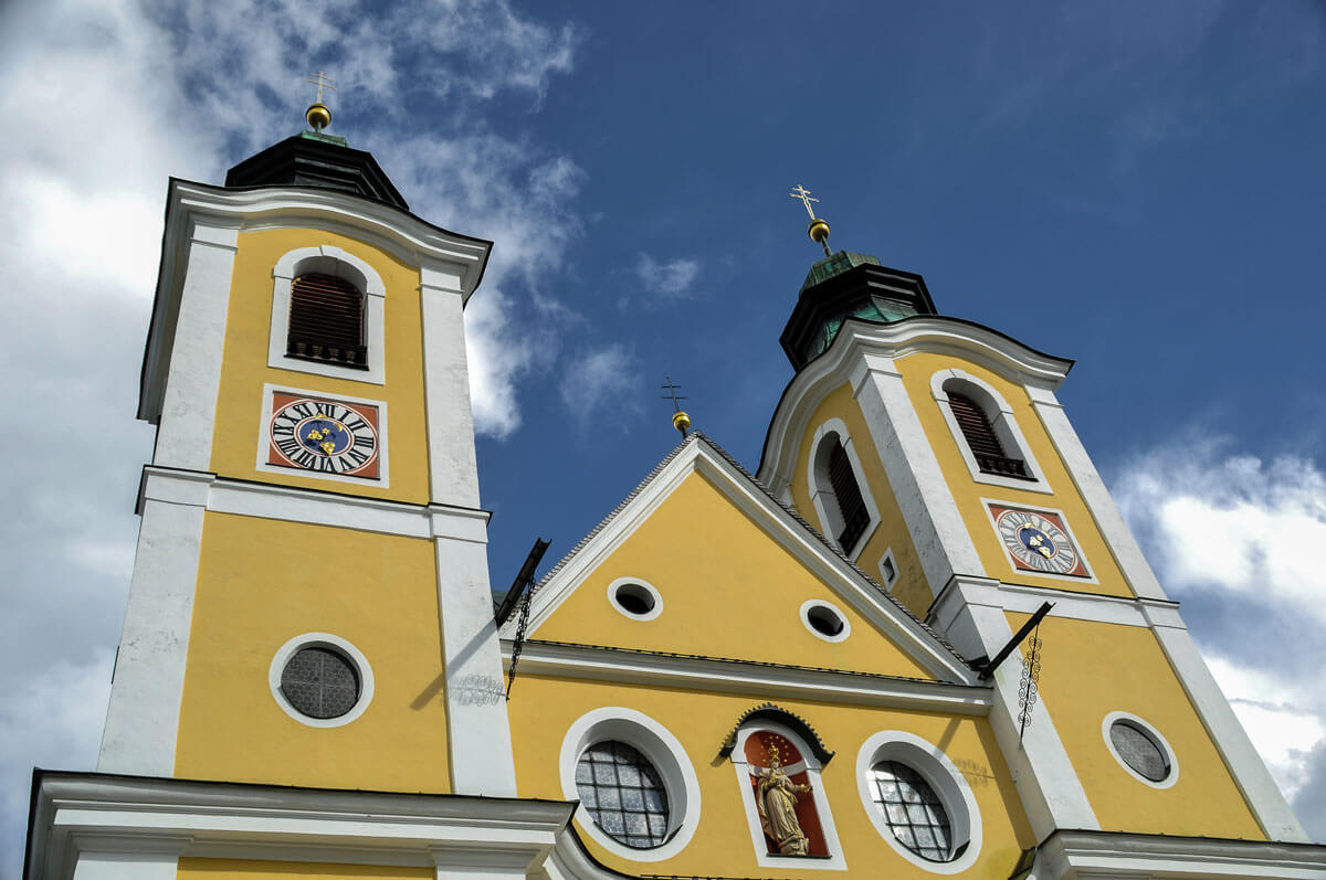 Pfarrkirche St. Johann in Tirol